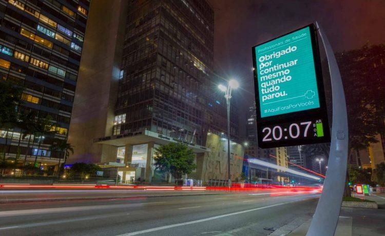 San Paulo digital signage