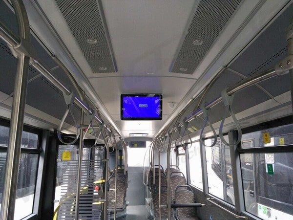 Istanbul transport DOOH