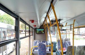 Ternopil Digital Signage Bus